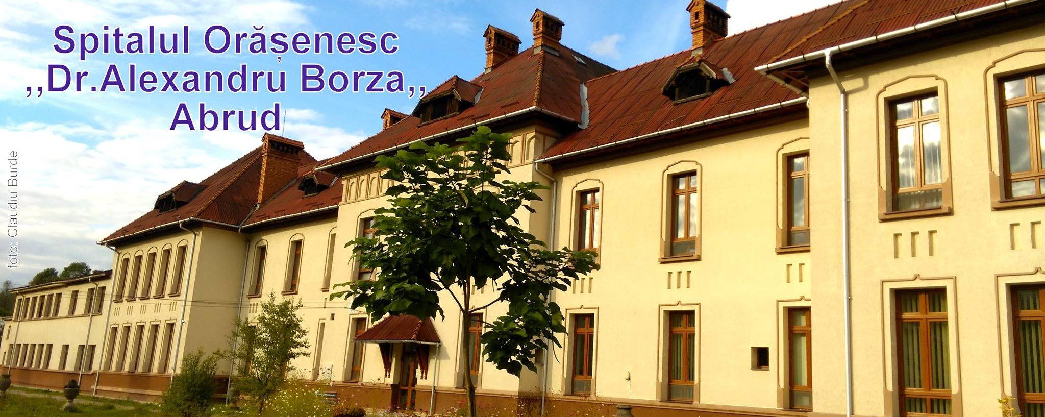 Spitalul Orășenesc Dr.Alexandru Borza Abrud